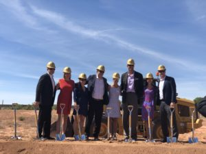 Avamere Groundbreaking Ceremony